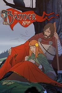Carátula para el juego The Banner Saga de Xbox 360