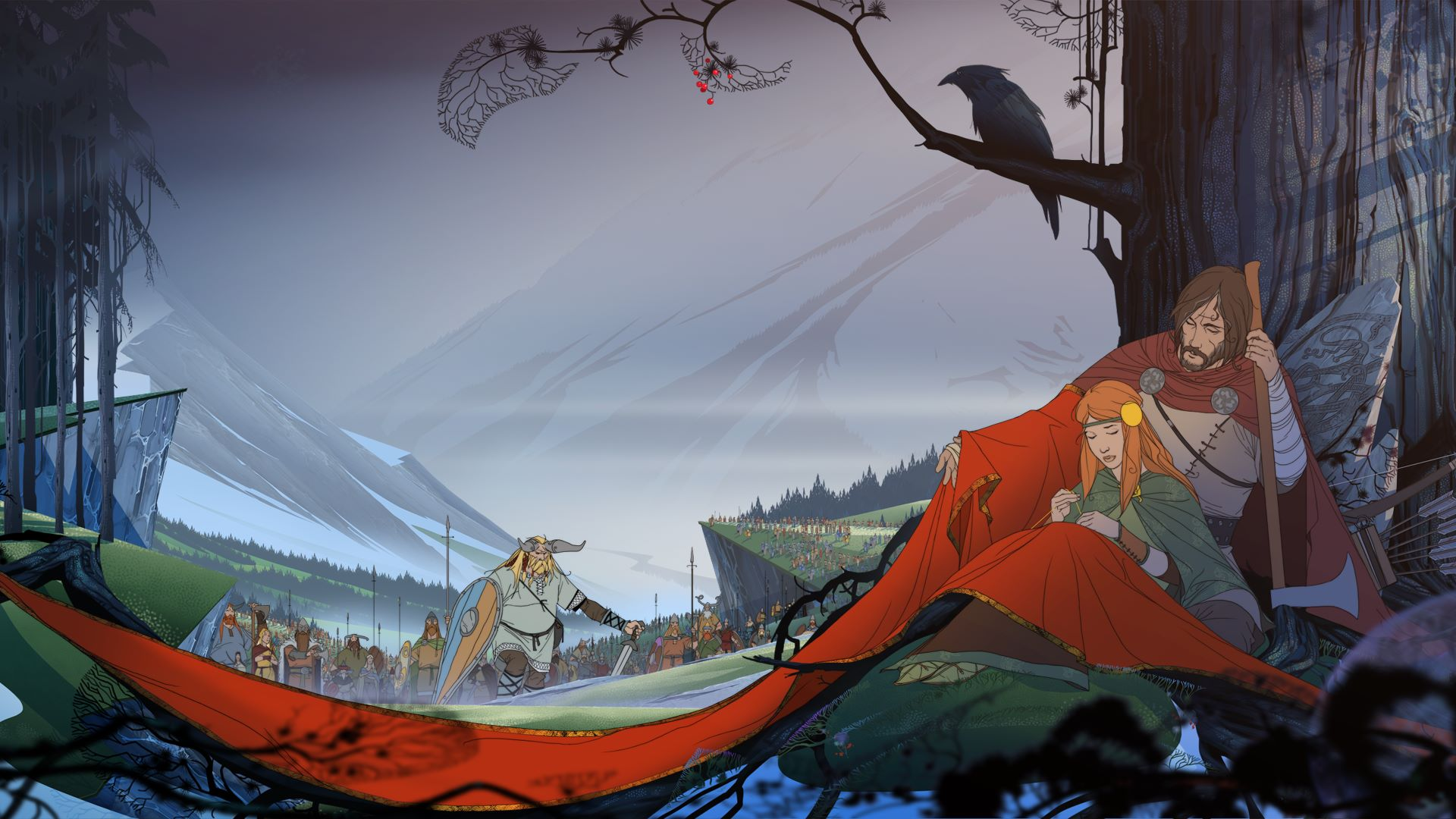 Image result for the banner saga