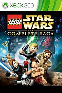 Carátula del juego LEGO Star Wars: TCS
