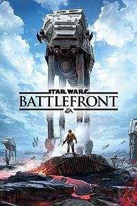 Carátula del juego STAR WARS Battlefront de Xbox One