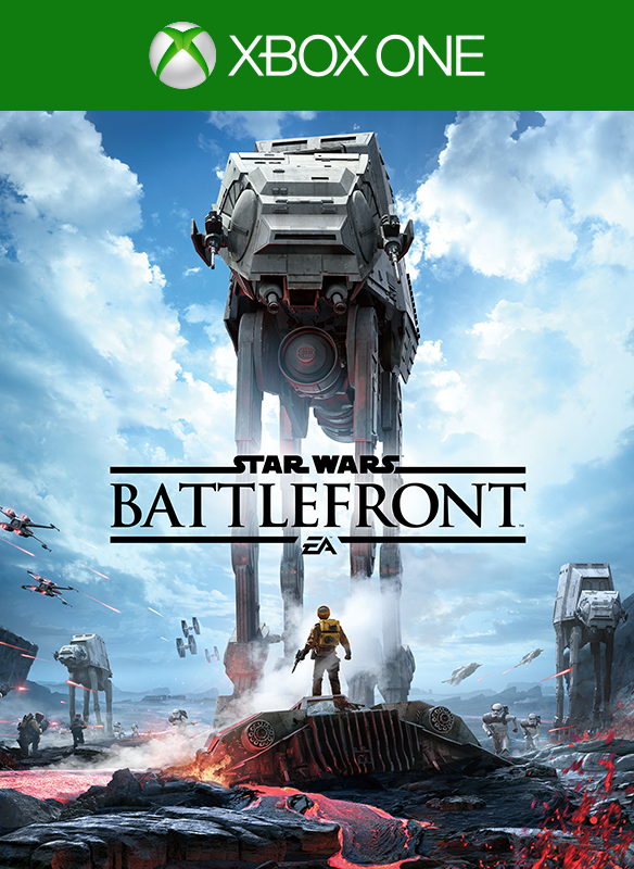 Star Wars Battlefront boxshot