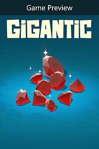 Carátula del juego Gigantic - 2100 Rubies (Game Preview) de Xbox One