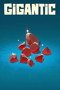 Carátula del juego Gigantic - 2100 Rubies de Xbox One