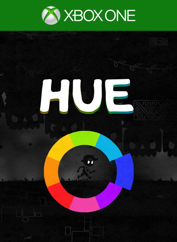 Hue boxshot
