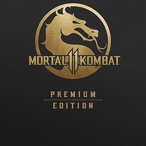 Mortal Kombat11 Edición Prémium Xbox One