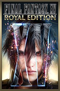 Carátula para el juego FINAL FANTASY XV ROYAL EDITION de Xbox 360
