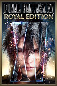 Carátula del juego FINAL FANTASY XV ROYAL EDITION para Xbox One