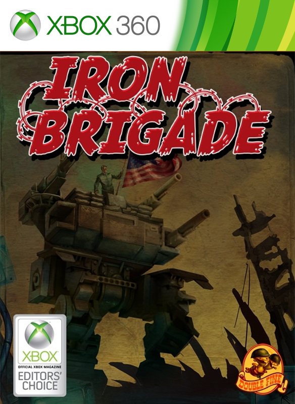 Iron Brigade boxshot