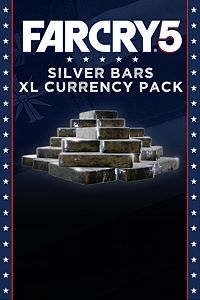 Carátula del juego Far Cry 5 Silver Bars - XL pack