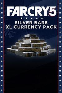 Carátula del juego Far Cry 5 Silver Bars - XL pack