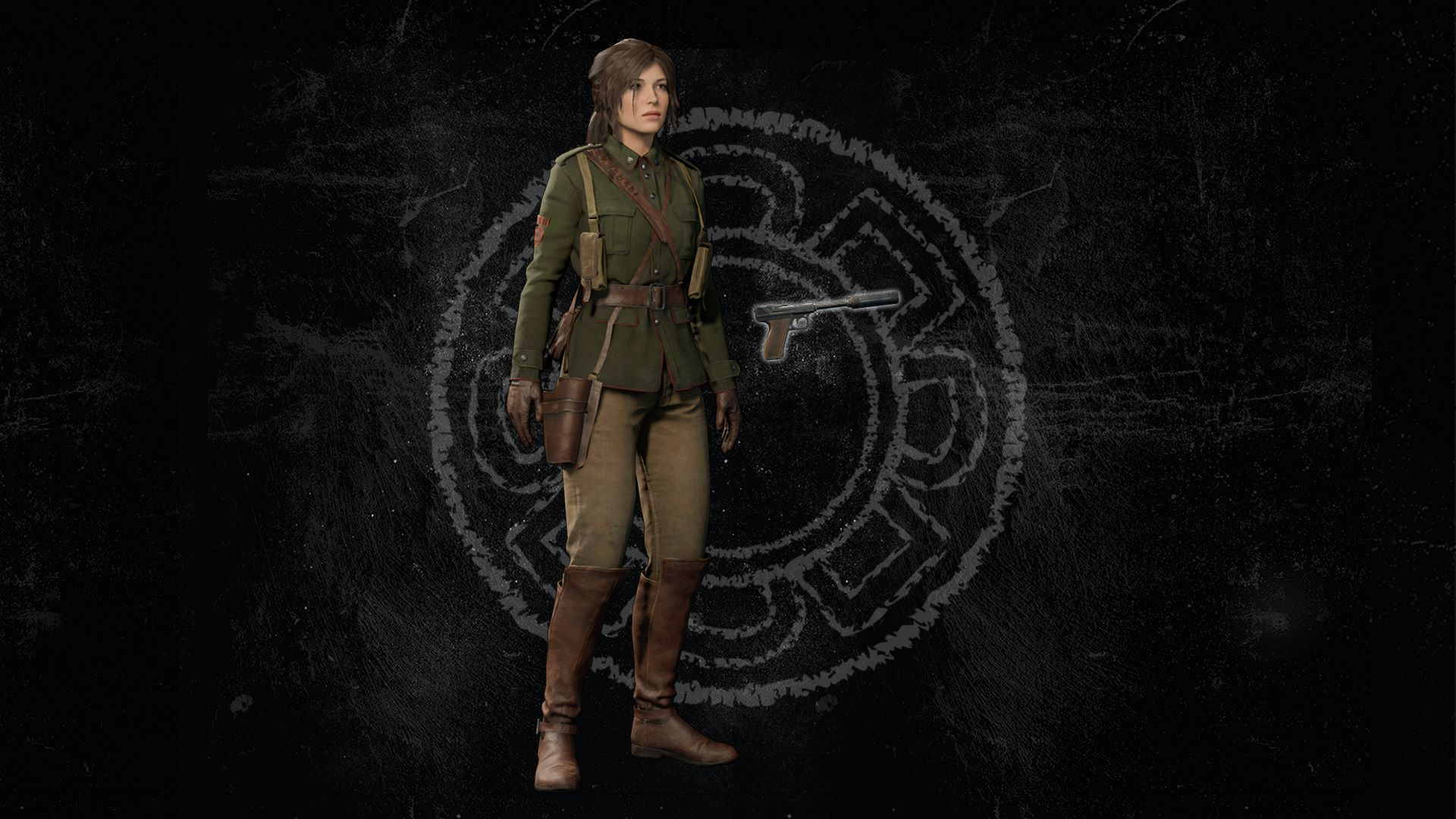 Shadow of the Tomb Raider - Gear : Classic Trinity