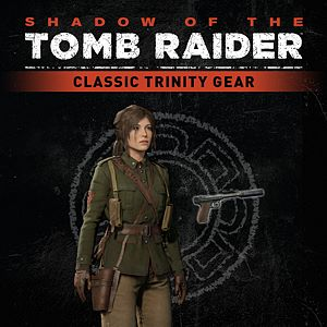 Shadow of the Tomb Raider - Gear : Classic Trinity Xbox One
