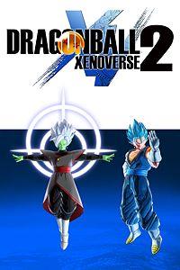 Carátula del juego DRAGON BALL XENOVERSE 2 Dragon Ball Super Pack 4