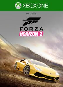 Forza Horizon 2 Deluxe Edition