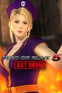 Carátula del juego DEAD OR ALIVE 5 Last Round Sarah Halloween Costume 2014 de Xbox One