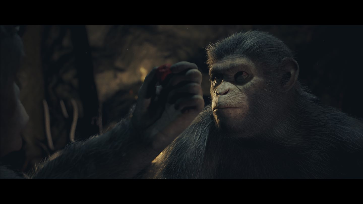 Planet of the Apes: Last Frontier Screenshot