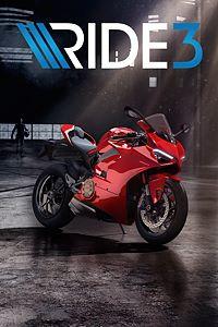Carátula para el juego RIDE 3 de Xbox 360