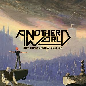 Another World - 20th Anniversary Edition Xbox One
