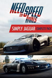 Carátula del juego Need for Speed Rivals Simply Jaguar Complete Pack de Xbox One