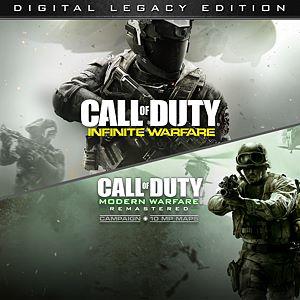 Call of Duty®: Infinite Warfare - Digital Legacy Edition Xbox One