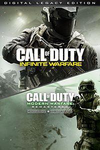 Carátula del juego Call of Duty: Infinite Warfare - Digital Legacy Edition