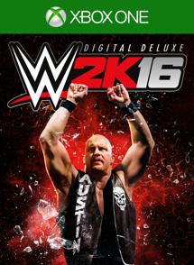 WWE 2K16 Digital Deluxe Edition