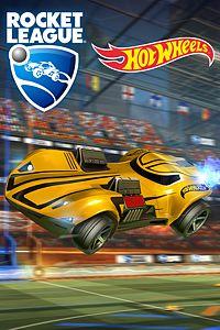 Carátula del juego Rocket League - Hot Wheels Twin Mill III de Xbox One