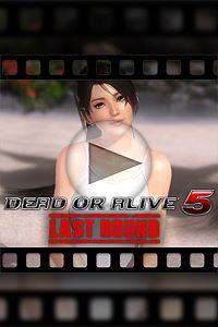 Carátula del juego DEAD OR ALIVE 5 Last Round Momiji's Private Paradise
