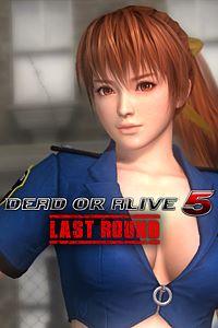Carátula del juego DEAD OR ALIVE 5 Last Round Kasumi Police Uniform