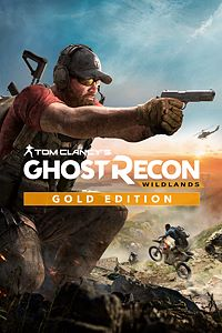 Carátula del juego Tom Clancy's Ghost Recon Wildlands Year 2 Gold Edition para Xbox One