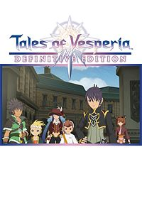 Carátula del juego Tales of Vesperia: Definitive Edition Costume Pack