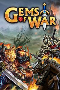 Carátula del juego Gems of War