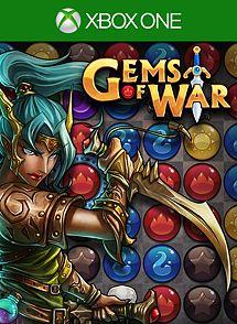 Gems of War imagem da caixa