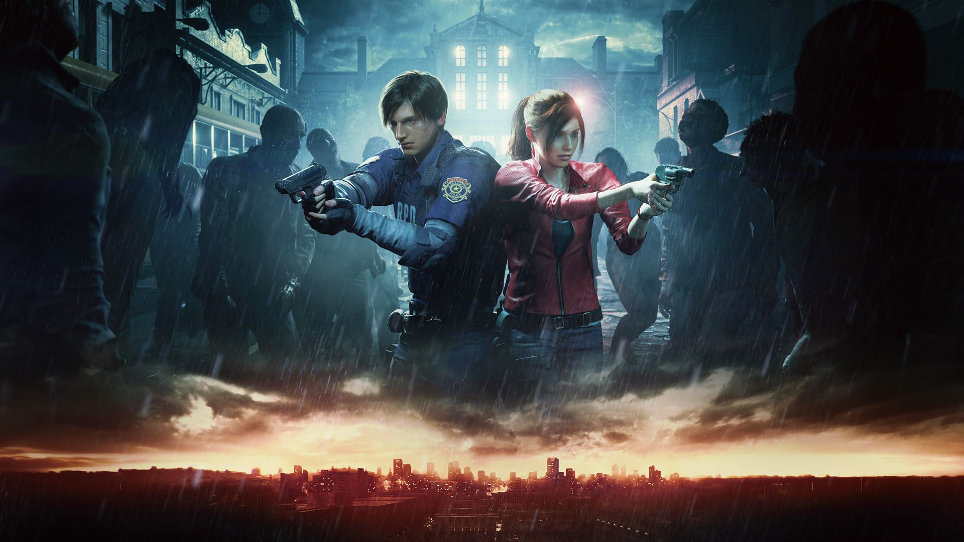 Resident Evil 2 Screenshot
