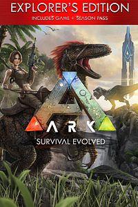 Carátula del juego ARK: Survival Evolved Explorer