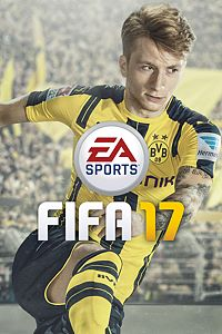 Carátula del juego EA SPORTS FIFA 17