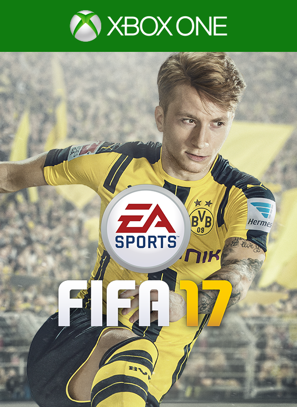 EA SPORTS™「FIFA 17」 box shot