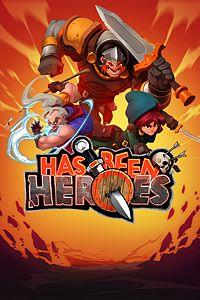 Carátula para el juego Has-Been Heroes de Xbox 360