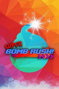 Carátula para el juego Super Bomb Rush! de Xbox 360