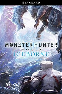 Carátula del juego Monster Hunter World: Iceborne