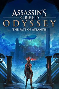 Carátula del juego Assassin's Creed? Odyssey – The Fate of Atlantis