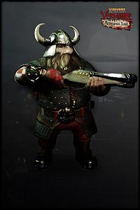 Carátula del juego Warhammer Vermintide - Bardin 'Studded Leather' Skin