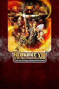 Carátula del juego ROMANCE OF THE THREE KINGDOMS XIII: Fame and Strategy Expansion Pack Bundle