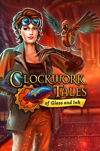Carátula del juego Clockwork Tales: Of Glass and Ink de Xbox One