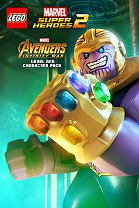 Carátula del juego Marvel's Avengers: Infinity War Movie Level Pack