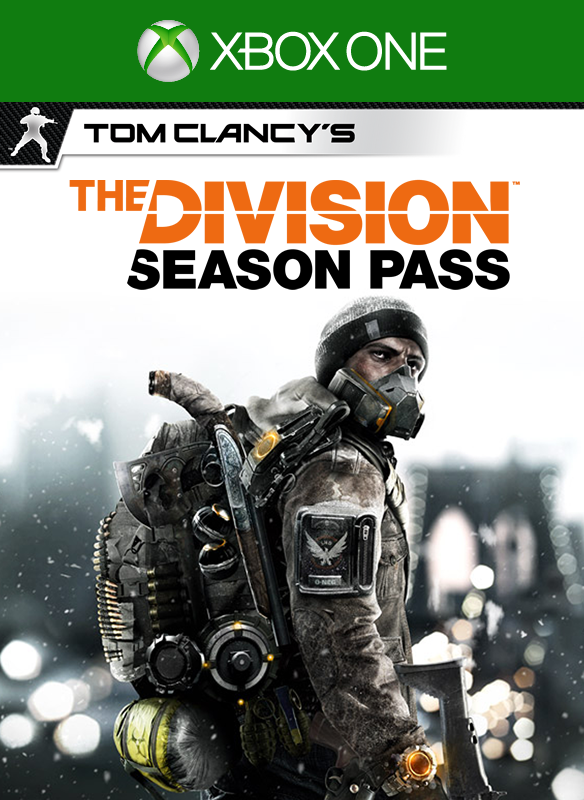 Tom Clancy's The Division - Season Pass boxshot