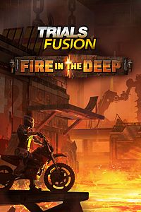 Carátula del juego Trials Fusion: Fire in the deep