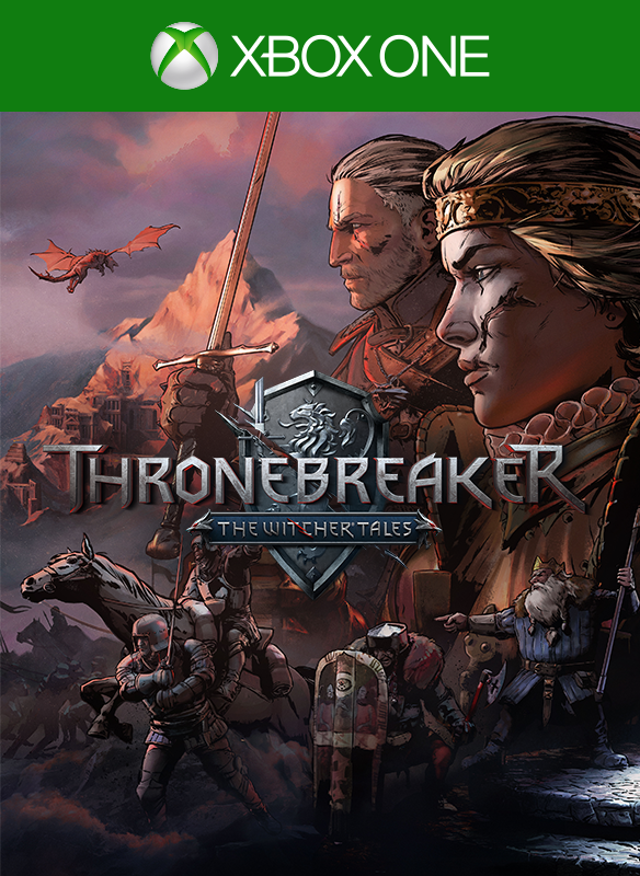 Thronebreaker: The Witcher Tales boxshot