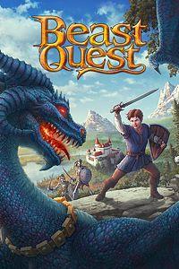 Carátula del juego Beast Quest para Xbox One