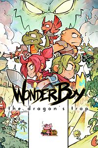 Carátula del juego Wonder Boy: The Dragon's Trap